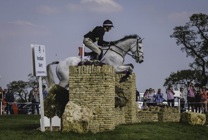 Mark Todd-62 years old and still eventing
