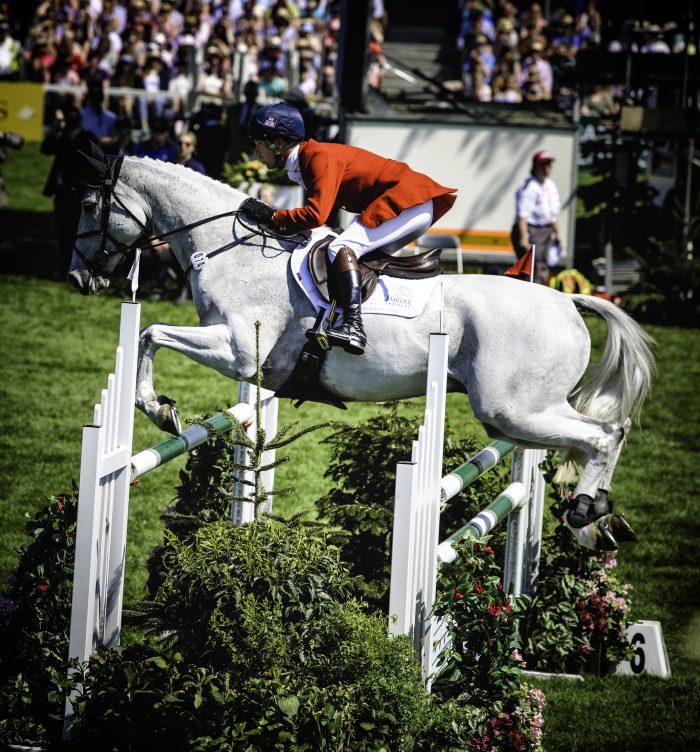 GBR rider Harry Meade