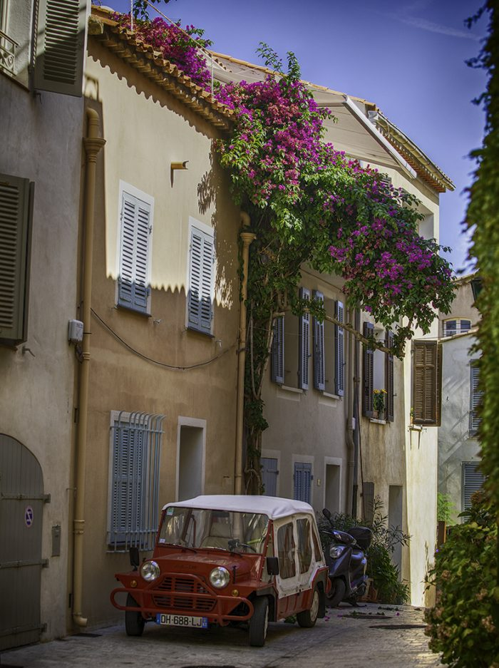 Downtown Saint Tropez