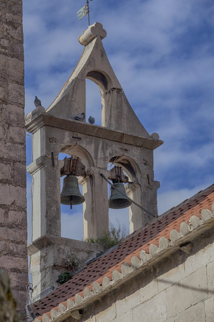 Church Clock Tower Bells