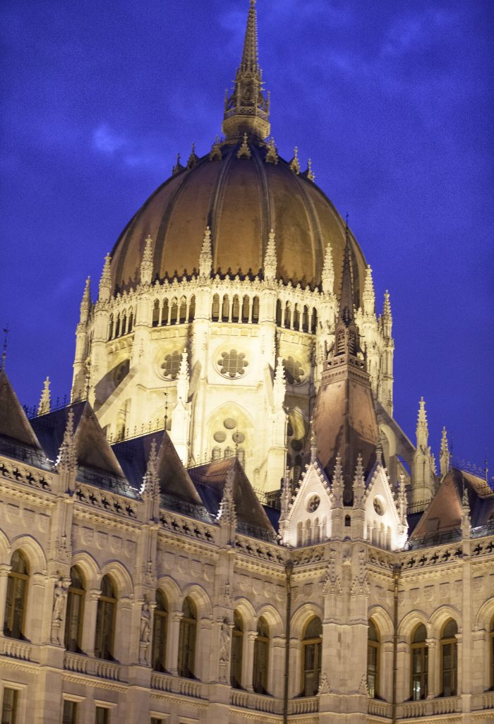 Parliament Duomo