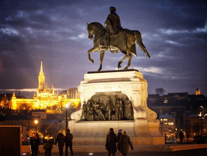 Statue of Gyula Andrassy