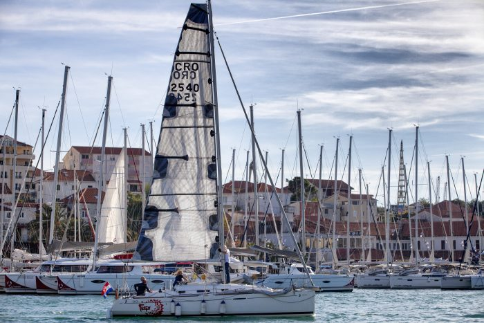 1st Annal Trogir Regatta-80 boats