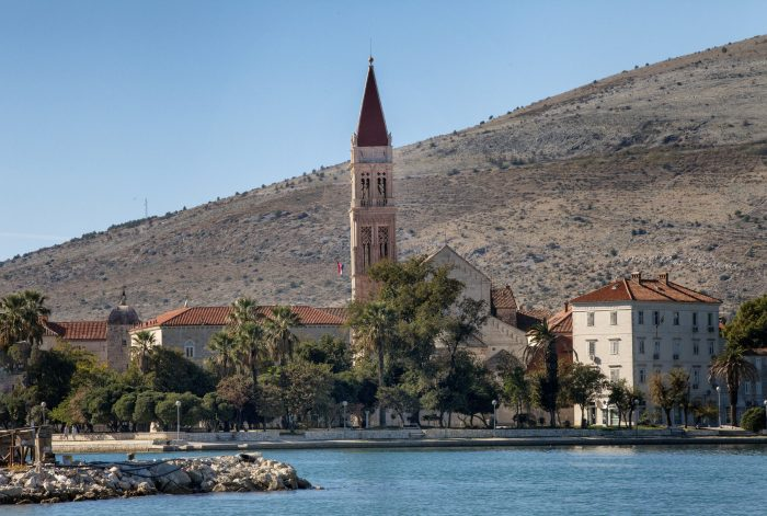Trogir, my home for a month