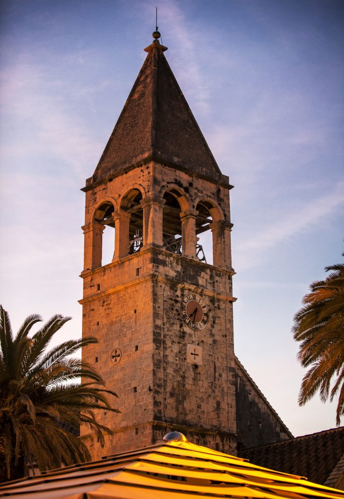 Bell Tower in Trogir