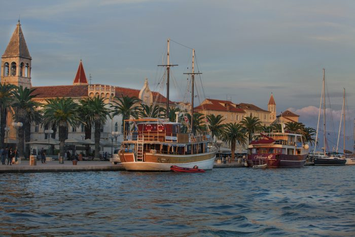 Trogir at Twilight